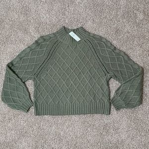 NWT AE Knit Sweater